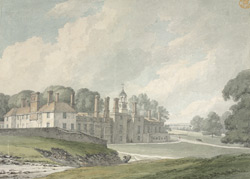 The Mote in Kent, the seat of Lord Romney